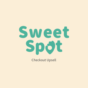 Shopify Sweet Spot Checkout Upsell App by Write Read Software