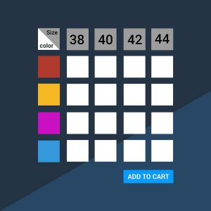 Zestard Product Matrix App by Zestard Technologies Pvt Ltd