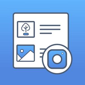 Shopify Instagram Feed | Social Media App by POWr.io